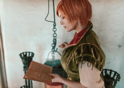 Shani – The Witcher 3