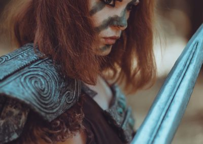 Aela the Huntress - The Elder Scrolls Skyrim