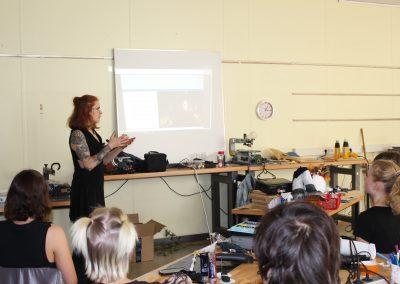 Worbla & Cosplay Workshop mit Monono Creative Arts