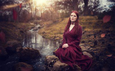 Melisandre Kette aus Worbla