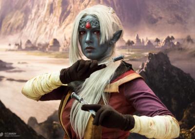 Dunmer - The Elder Scrolls Online