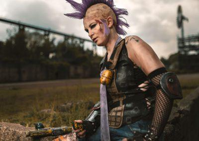 Punkgirl – Rage II