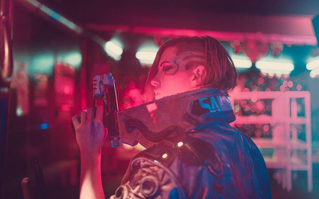 V – Cyberpunk 2077