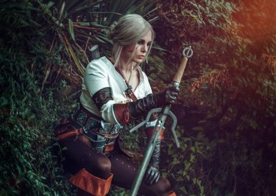 Ciri Cosplay - The Witcher 3