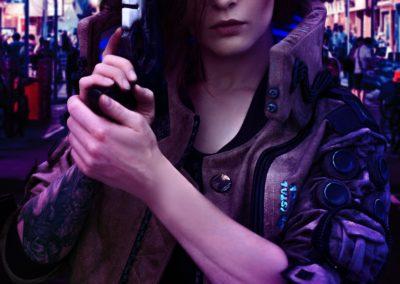 V Cosplay - Cyberpunk 2077 (2)