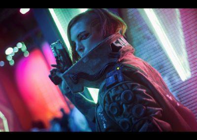 V Cosplay - Cyberpunk 2077 (3