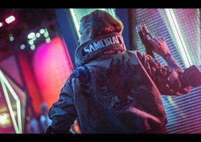 V Cosplay - Cyberpunk 2077 (4)