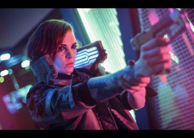 V Cosplay - Cyberpunk 2077 (5)