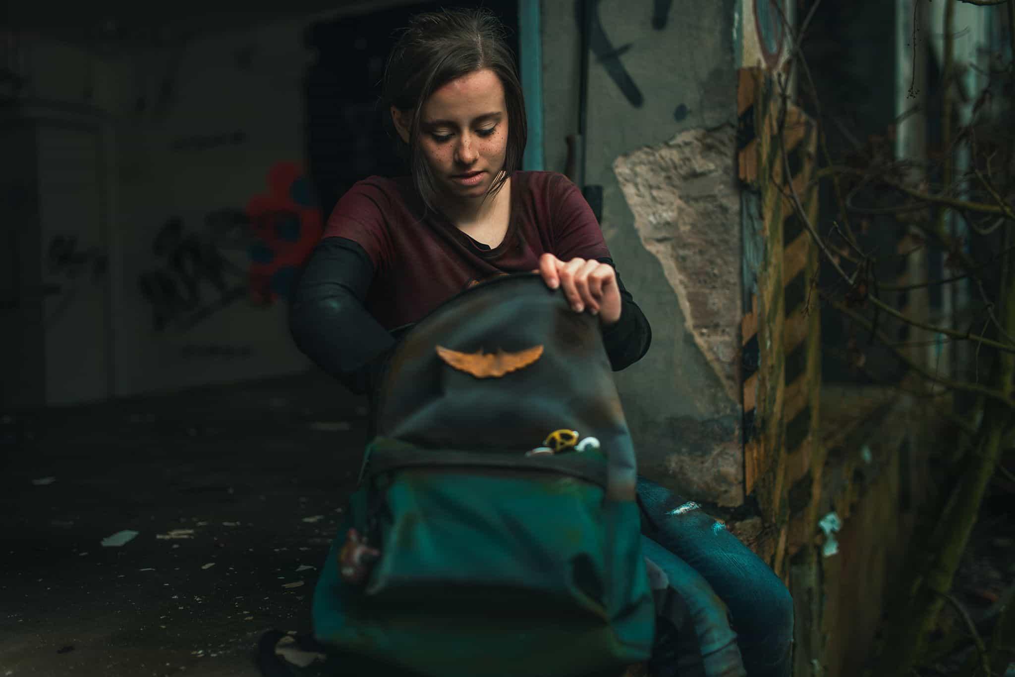 Rudana Cosplay als Ellie