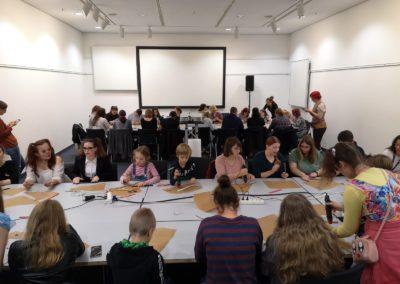 Worbla Zauberstab Workshop Frankfrtuer Buchmesse 2019